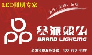 中山市品派照明有限公司